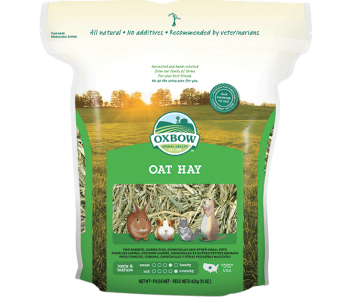 Oxbow Farm Fresh Oat Hay 15oz