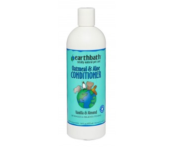 Earthbath Conditioner Oatmeal & Aloe - Available in 16oz & 1 Gallon