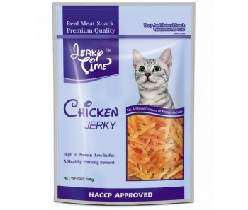 Jerky Time Cat Chicken Jerky - 100g