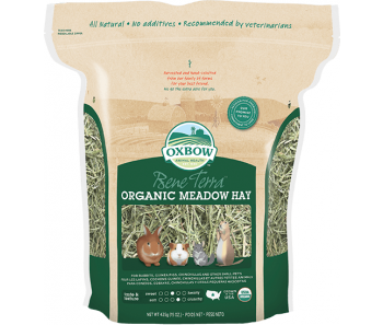 Oxbow Farm Fresh Organic Meadow Hay 15oz