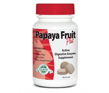 Oxbow Supplement Papaya Fruit 90 tabs