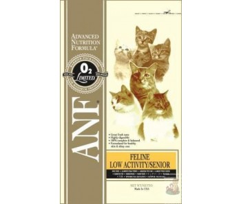 ANF Cat Low Activity/Senior - 1kg