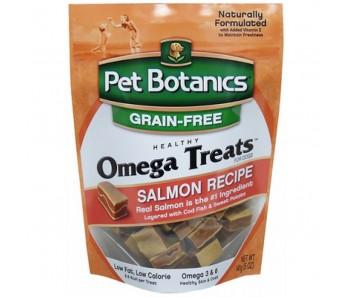 Pet Botanics Omega Treats Salmon Recipe for Dogs 12oz