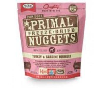 Primal Freeze-Dried Canine Turkey & Sardine Formula - 5.5oz.