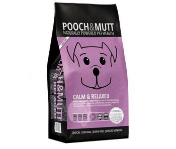 Pooch & Mutt Natural Grain Free Dog Food - Calm & Relaxed 10kg