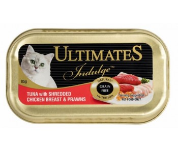 Snappy Tom Ultimates Indulge Chicken Breast & Prawn 85g