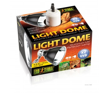 Exo Terra Light Dome - 14cm / 18cm