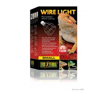 EXO TERRA PORCELAIN WIRE LIGHT - S/L