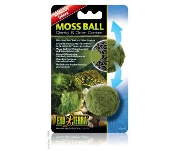 EXO TERRA Moss Ball, Clarity & Odor Control