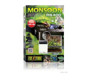 EXO TERRA Monsoon RS400 Misting System
