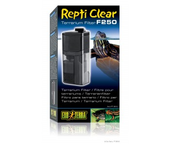 EXO TERRA REPTI CLEAR CIRCULATION PUMP F250 (SUITABLE UP TO 45L / 12GAL)