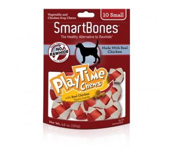 SmartBones Play Time Chews Chicken Mini - 10pcs
