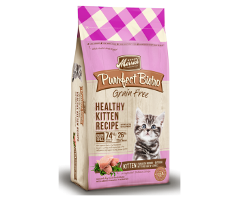 Merrick Cat Dry Perfect Bistro Grain Free - Healthy Kitten Recipe 4lbs