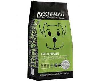 Pooch & Mutt Natural Grain Free Dog Food - Fresh Breath 2kg
