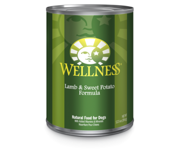 Wellness Complete Health Canned Lamb & Sweet Potato 354g