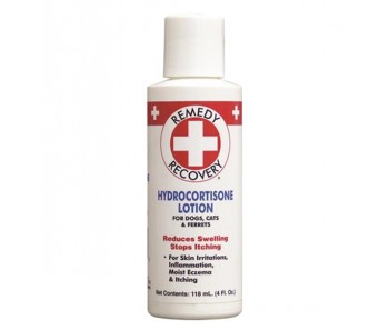 Cardinal Remedy+Recovery Hydrocortisone Lotion 4oz