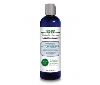 Richard's Organics Anti-Bacterial Shampoo 354ml