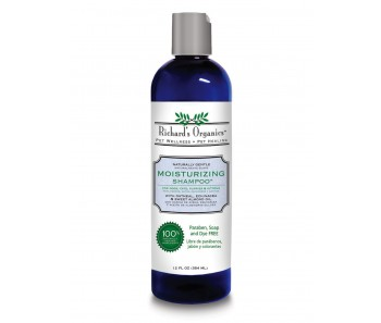 Richard's Organics Moisturizing Shampoo 354ml