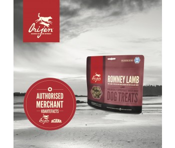 Orijen Freeze Dried Dog Treats - Romney Lamb - 42.5g