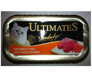 Snappy Tom Ultimates Indulge White Meat w/Salmon 85g