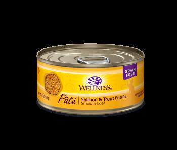 Wellness Cat Canned Complete Health™ Pâté Salmon & Trout 5.5oz