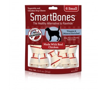 SmartBones Chicken Small - 6pcs