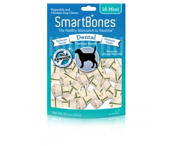 SmartBones Dental Mini - 16pcs