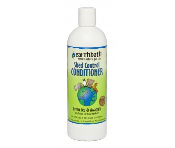 Earthbath Conditioner Green Tea & Awapuhi Shed Control - Available in 16oz & 1 Gallon