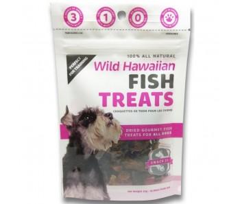 Snack 21 Wild Hawaiian Fish Dog Treats 25g