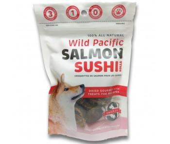 Snack 21 Wild Pacific Salmon Sushi Rolls Dog Treats 36g