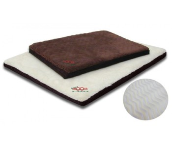 Snooza Pet Futon Orthobed Brown Only - Available in Small & Large
