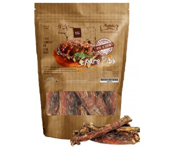 Absolute Bites Air Dried Veal Spare Ribs - Available in 150g & 380g