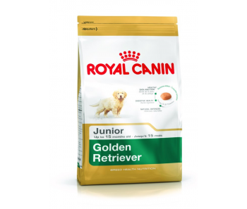 Royal Canin - Canine Breed Golden Retriever Junior 3kg