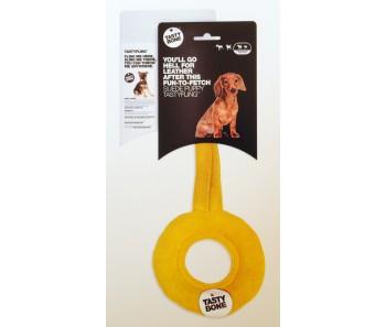 TastyBone Puppy Suede Toys - Donut