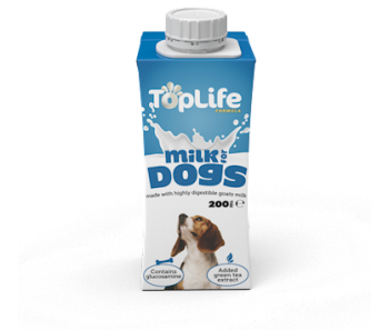 TopLife Goats' Milk For Dogs 200ml