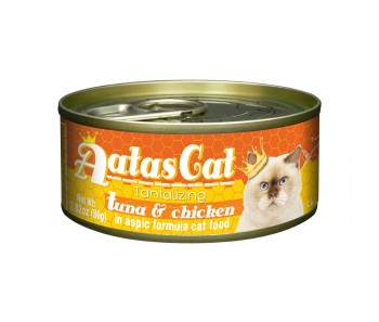 Aatas Cat Tantalizing Tuna & Chicken in Aspic 80g