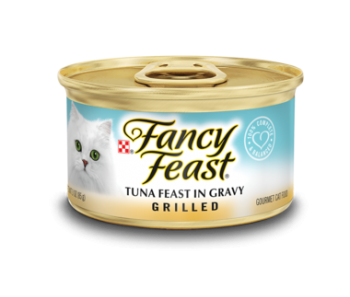 Fancy Feast Grilled Tuna Feast in Gravy 85g