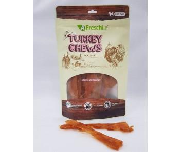 A Freschi srl Chews - Turkey Tendon Strip 100g