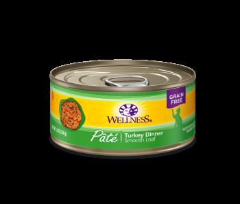 Wellness Cat Canned Complete Health™ Pâté Turkey Dinner 5.5oz