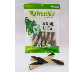 A Freschi srl 'Dental Chew Large - Turkey & Calcium 12pcs