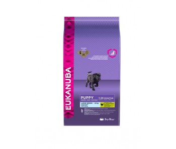 Eukanuba Chicken Puppy Large Breed - Available in 3kg, 9kg & 15kg