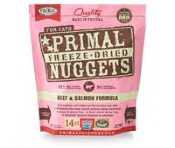 Primal Freeze-Dried Feline Beef & Salmon Formula - 5.5oz