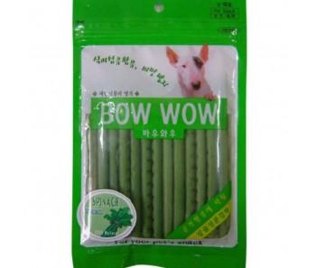 Bow Wow Dog Treats Vegetable Stick 100g