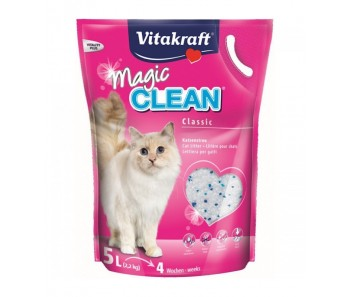Vitakraft Magic Clean Classic Cat Litter 5 L