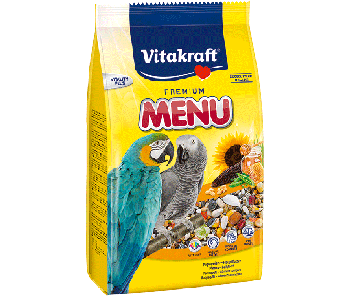 VitaKraft Premium Menu Parrots 1kg