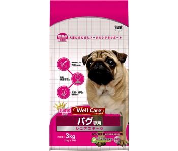 Well Care Pug Senior - 3kg