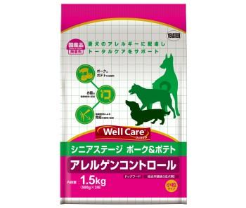 Well Care All Breeds Pork & Potato Senior - 1.5kg