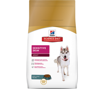Science Diet Canine Adult Sensitive Skin - Available in 2kg & 12kg