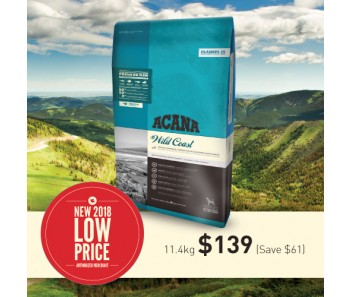 Acana Classics Wild Coast - 11.4kg