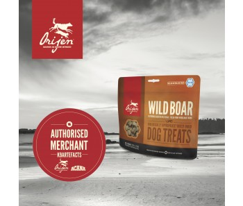 Orijen Freeze Dried Dog Treats - Wild Boar - 92g